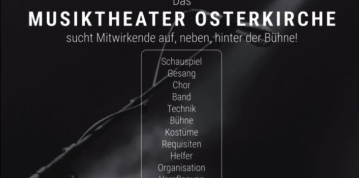 Startschuss für ein neues Musiktheater!